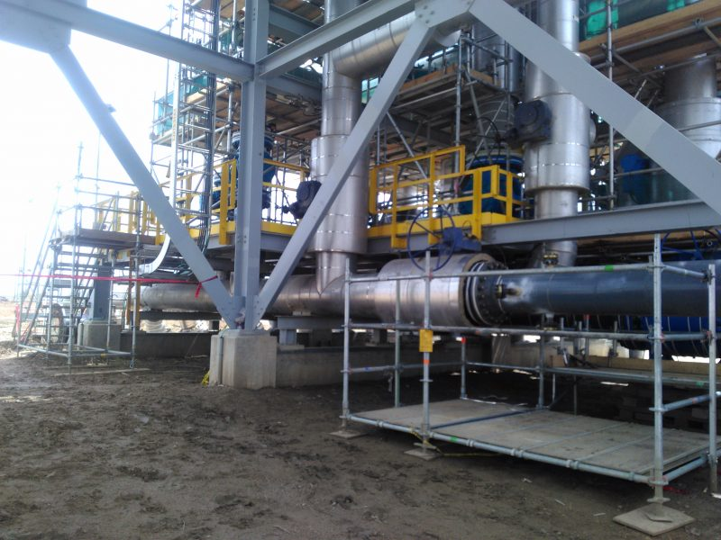 Structural Steel Pipes : Structural steel process piping fabrication nls welding